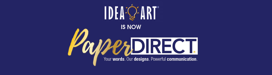 Idea Art is now PaperDirect