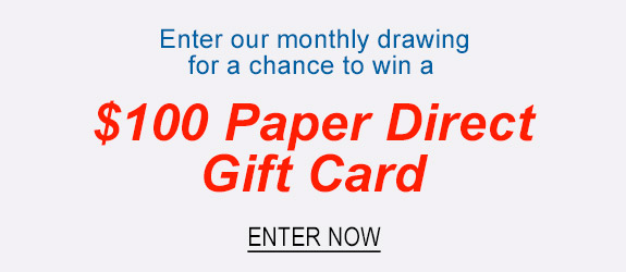Enter Our Monthly Drawing
