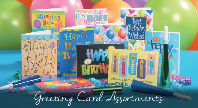 Greeting Cards Assortments