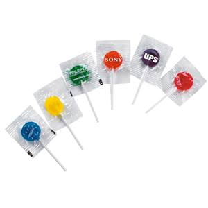 Custom Assorted Lollipops
