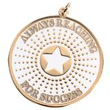 Always Reaching for Success Medallion