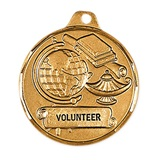 Classic Volunteer Award Medallion