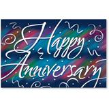 Rainbow Anniversary Greeting Card Set