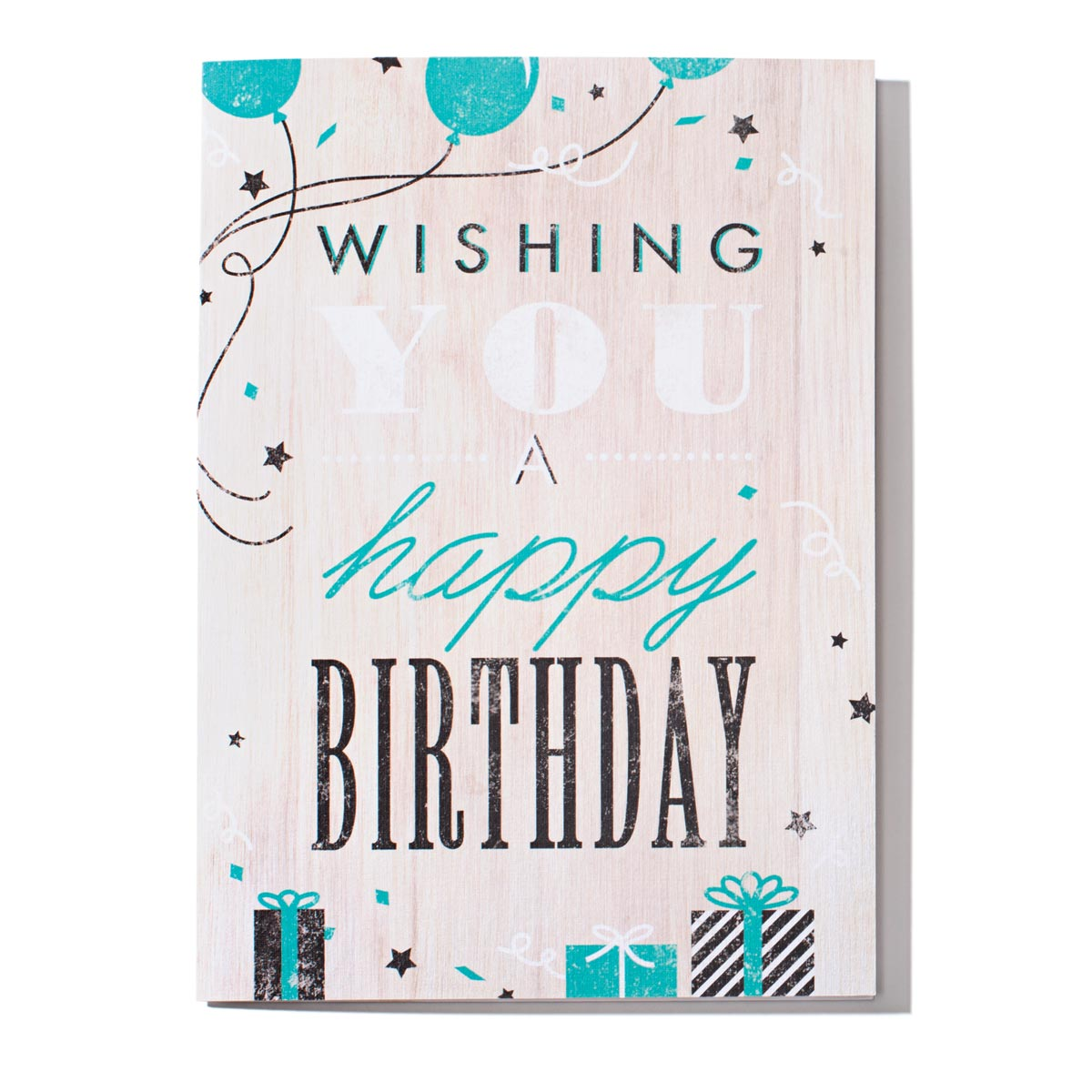 Happy Birthday Wishes Greeting Card Paperdirects