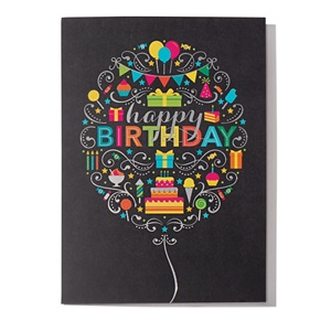 Perfect Birthday Greeting Card