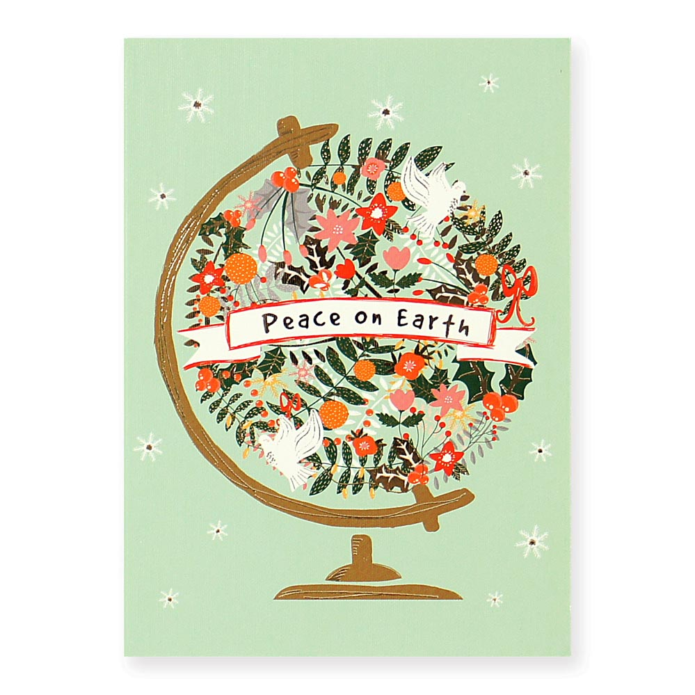 Peace on Earth Holiday Boxed Cards | PaperDirect\'s