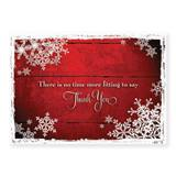 Winter Gratitude Deluxe Holiday Greeting Cards