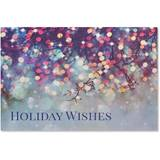Prismatic Wish Deluxe Greeting Card