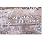 Rustic Greetings Classic Greeting Card