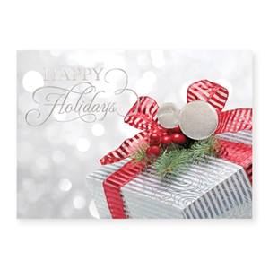 Perfect Package Deluxe Holiday Greeting Cards