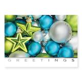 Ornamental Greetings Classic Holiday Greeting Cards