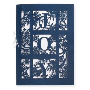Window of Joy Premium Greeting Card