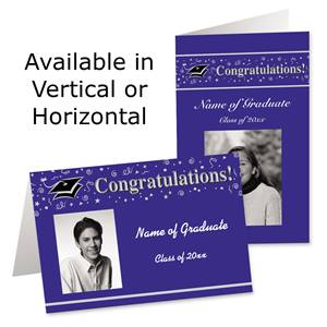 Congratulations Graduate Photo Greeting Cards