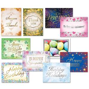 All-Occasion Greeting Card Assortment XIX