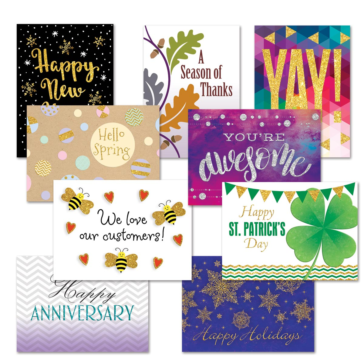 All Occasions Greeting Card Assortment Ii Paperdirects