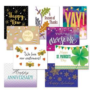All occasions greeting card assortment ii paperdirects all occasions greeting card assortment ii m4hsunfo