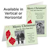 Dazzling Delight Holiday Photo Greeting Cards
