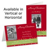 Divine Holiday Photo Greeting Cards