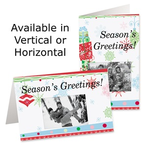 Twinkles Holiday Photo Greeting Cards