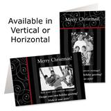 Sophistication Photo Greeting Cards