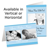 Baby Photo Greeting Cards