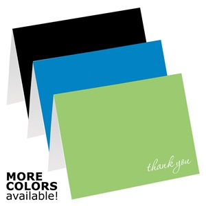 Thank You Photo Greeting Cards