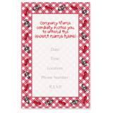 Picnic Guests Casual Invitations