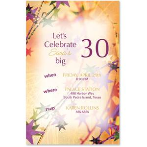 Carnival Casual Invitations
