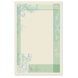 Floral Elegance Casual Invitations