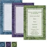 Scroll Casual Invitations