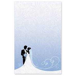 Bride N Groom Casual Invitations