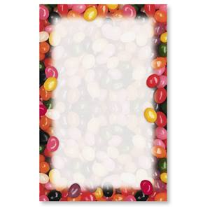 Jelly Beans Casual Invitations