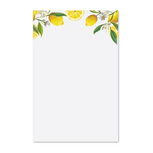 Lemon Fresh Casual Invitation