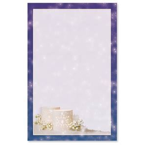 Winter Twilight Casual Invitations