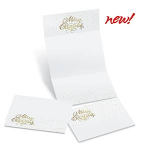 Christmas Dazzle Fold-Up Invitations