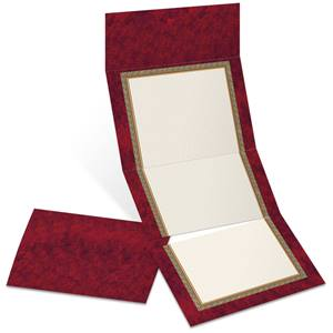 Formal Party Fold-Up Invitations