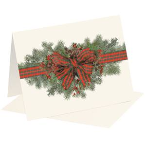 Festive Boughs Notecards