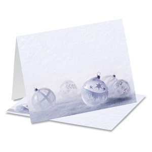 Frosted Winter Notecards