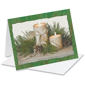 Peaceful Pine Notecards