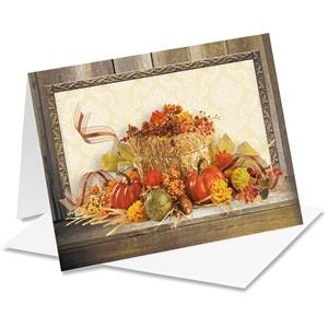 Autumn Treasures Notecards