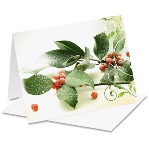 Holiday Holly Notecards