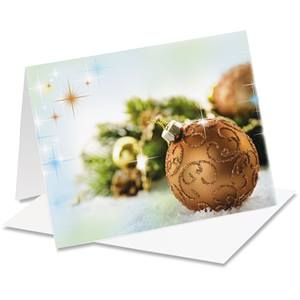 Dazzling Sparkle Notecards