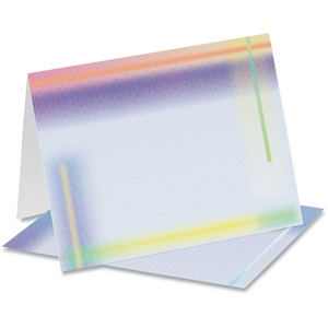 Soft Brights Notecards