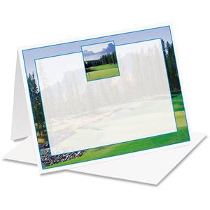 Majestic Greens Notecards