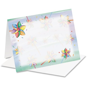 Pinwheel Notecards