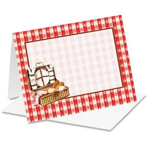 Picnic II Notecards