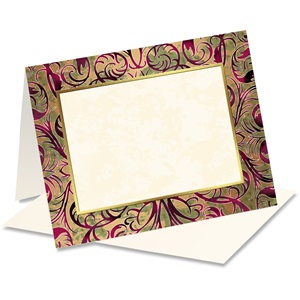 Marquetry Notecards