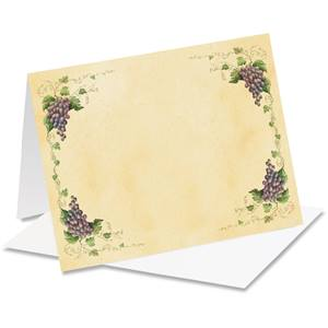 Grapevine Notecards