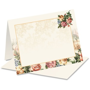 Victorian Rose Notecards