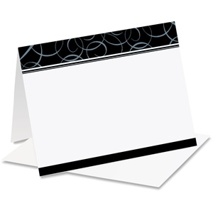 Ebony Delight Notecards